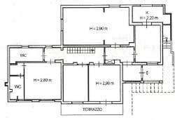 Larghezza Corridoio Abitazione by Come Vengono Calcolati I Vani Catastali Di Un Appartamento