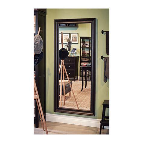 mirrors for living room ikea hemnes mirror black brown hemnes