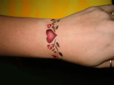 tattoo designs for wrist bracelet best 25 wrist bracelet tattoos ideas on