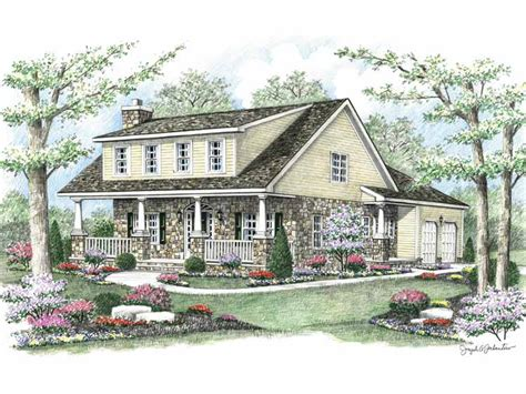 Cape Cod House Plans With No Dormers