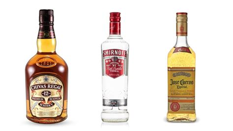 alcoholic drinks brands top 10 iconic global liquor brands youtube