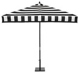 Black And White Patio Umbrella Simply Irresistible Designs Outdoor Living