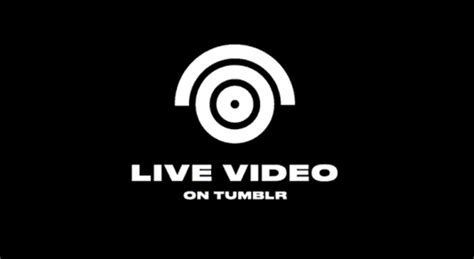 rumour has it on tumblr rumour has it tumblr is launching live video today wersm