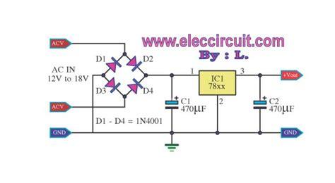 Resistor 220 Paket Isi 10 12v dc to 9v dc ic circuit circuit diagram images