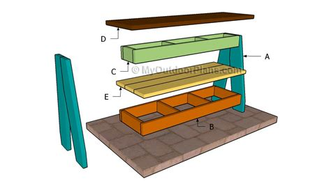 build a shoe bench plans for building a woodworking bench quick woodworking
