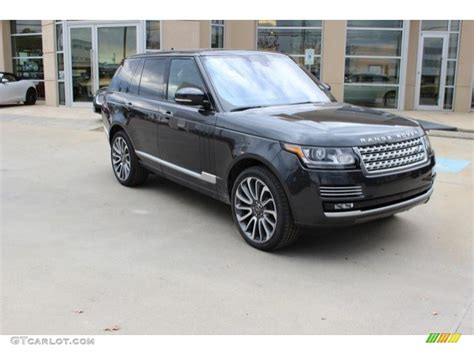 land rover gray 2016 carpathian grey metallic land rover range rover