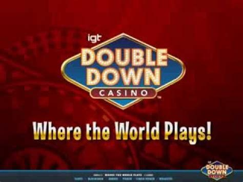 doubledown casino mobile   world plays youtube