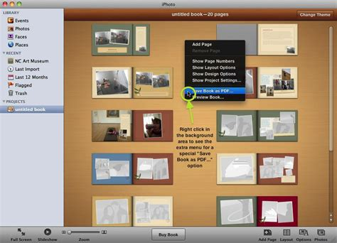 iphoto book layout help iphoto book printing presto yearbooks