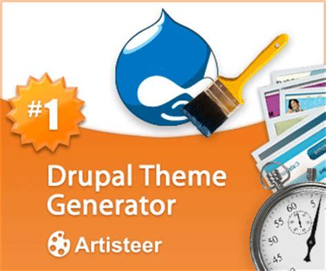 theme generator drupal create drupal themes in dreamweaver