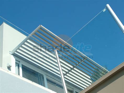 aluminium awnings sydney aluminium louvres awnings and canopies sydney north