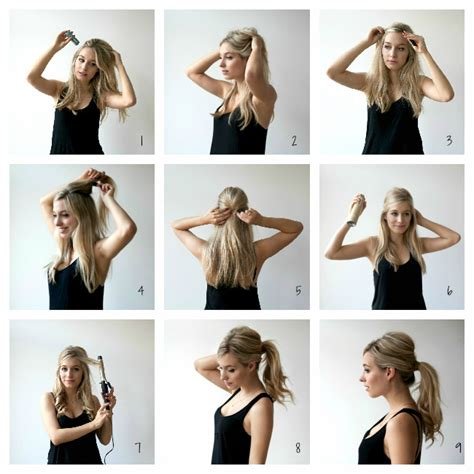 how to do high ponytail hairstyles chapter friday because today is the day