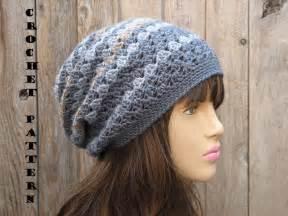 slouch hat crochet pattern free easy crochet patterns