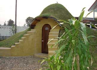 earthbag house for sale an affordable green roof