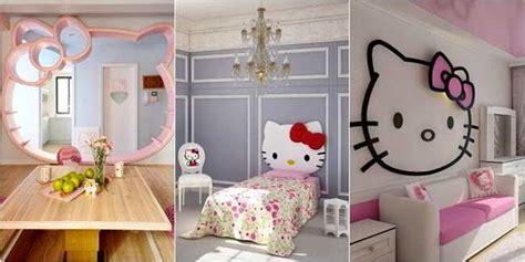 gambar bilik tidur kartun desainrumahidcom