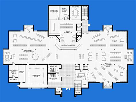 public library floor plan public library floor plans beste awesome inspiration