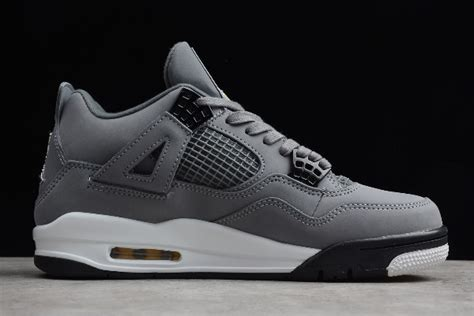 Air 4 Retro Cool Grey 2019 by 2019 Air 4 Retro Cool Grey 308497 001 For Sale With Sneaker
