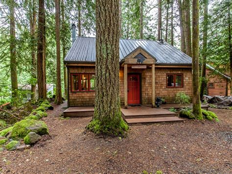 cabin rental in mount national forest
