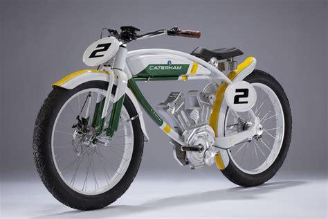 classic e bike by caterham bikes