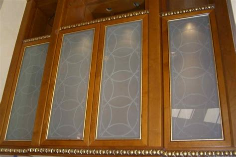 etched glass kitchen cabinet doors contemporary glass designs page 3 of 3 sans soucie art