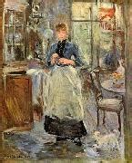 berthe morisot in the dining room usa wholesale reproduction of oil painting t139