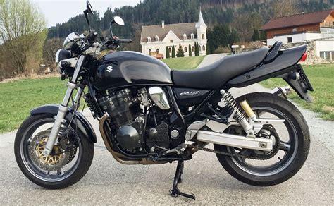 Motorrad 90 Ps by Gebrauchte Suzuki Gsx 750 Erstzulassung 2000 22000 Km