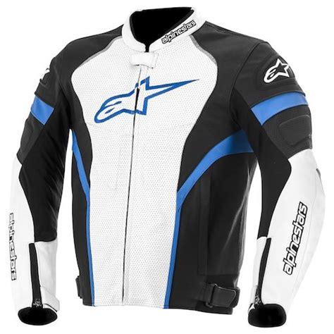 Jaket Alpinestars Jr Blue alpinestars gp plus r perforated leather jacket revzilla