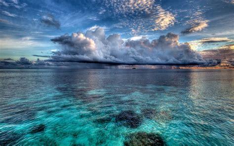 Aqua Sky clouds sky aqua lake wallpapers clouds sky aqua lake