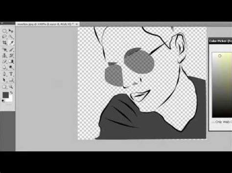 tutorial vektor cs4 cara membuat vector dengan photoshop 1 doovi