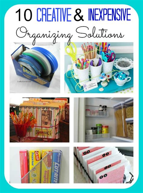 10 budget friendly creative kitchen organization ideas setting for four creative organizing ideas home design