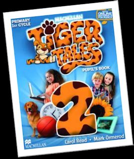 tiger tales 2 primary interactive games and exercises in teaching english for kids of preschool and primary education