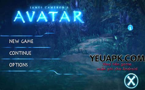 hd mod game avatar avatar the game hd v1 0 1 mod tiền game avatar gameloft