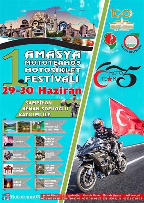 amasya mototeam motosiklet festivali amasya festivalleri
