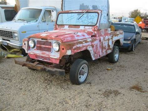 1967 nissan patrol 1967 nissan patrol for sale in lancaster 4x4 cars