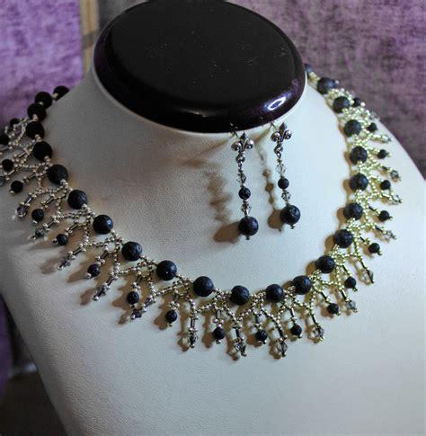 bead jewelry tutorials free pattern for necklace magic bloglovin