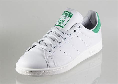 Jam Adidas Stan Smith Original White Green adidas stan smith white green flucky store
