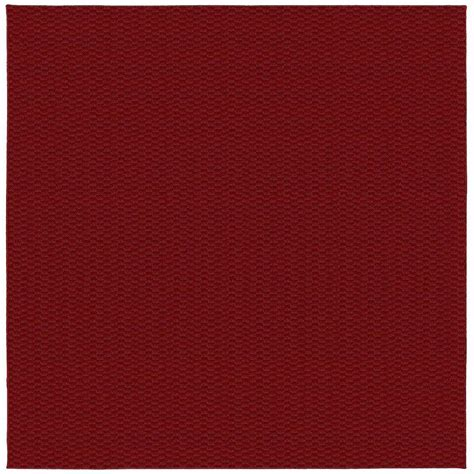 Garland Rug by Garland Rug Medallion Chili 12 Ft X 12 Ft Square