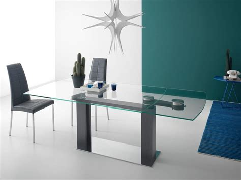 space saving dining room table quadro 593 space saving table dining room idfdesign