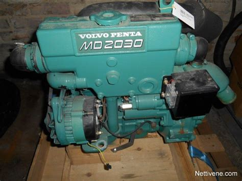 volvo md2020 for sale volvo penta md2030 130s engine 2005 lappeenranta nettivene