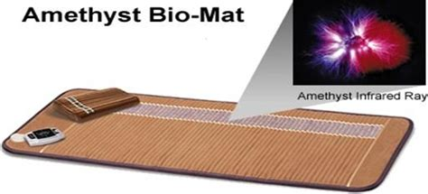 Amethyst Healing Mat by Wheeler Therapeutic And Bodywork