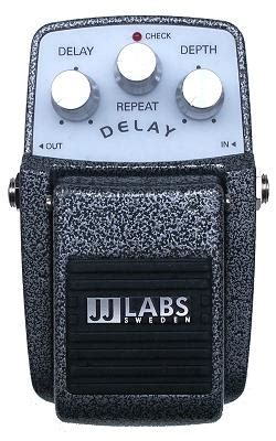 Ibanez Delay Lab Effect Pedal jj labs delay effects database