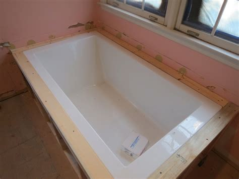 bathtub framing bathtub framing dimensions bing images