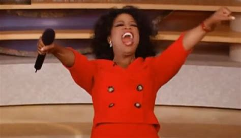 Oprah Giveaway - everybody gets a car oprah tells the real story behind that gif shemazing