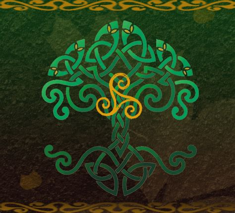 Celtic Tree Of Life Wallpaper Wallpapersafari Celtic Tree Of Pictures
