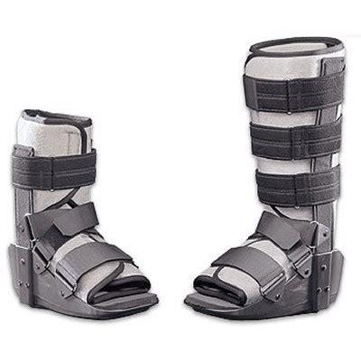 boot supports fla orthopedics steplite easy strider ankle walker brace