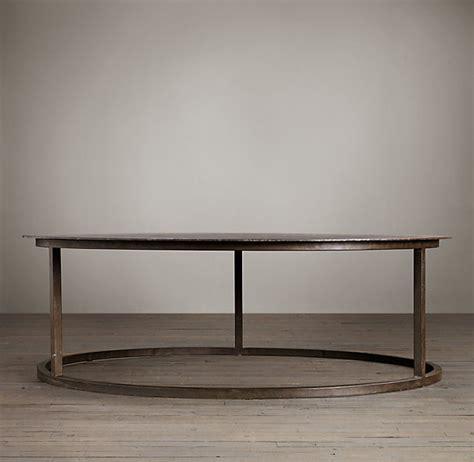 restoration hardware round coffee table restoration hardware coffee table design images photos