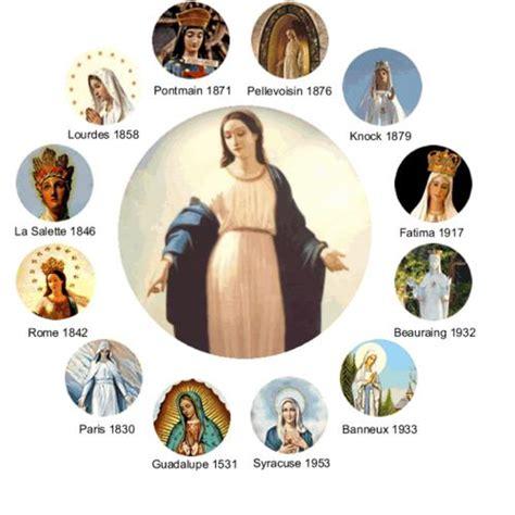 imagenes virgen maria todo mundo im 225 genes de la virgen mar 237 a y sus advocaciones im 225 genes