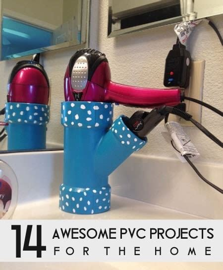 pvc crafts projects trash to treasure 27 brilliantly awesome ways to