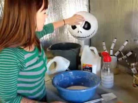 How To Make Your Own Paper Mache - diy paper clay and paper mache paste props