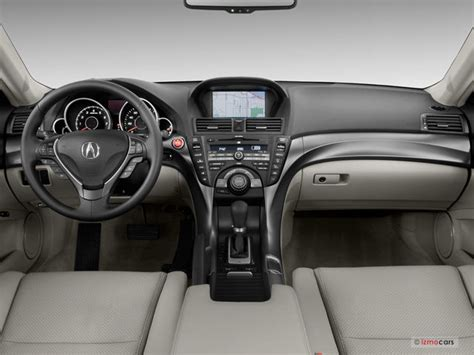 2009 acura tl interior u s news world report