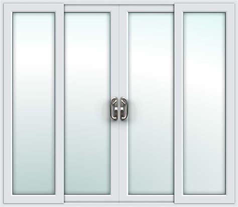 pane sliding glass door white patio doors 4 pane upvc sliding